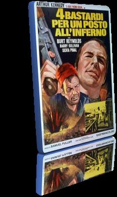 4 Bastardi Per Un Posto All'Inferno (1969) HD 720p HEVC DTS ITA AC3 ENG