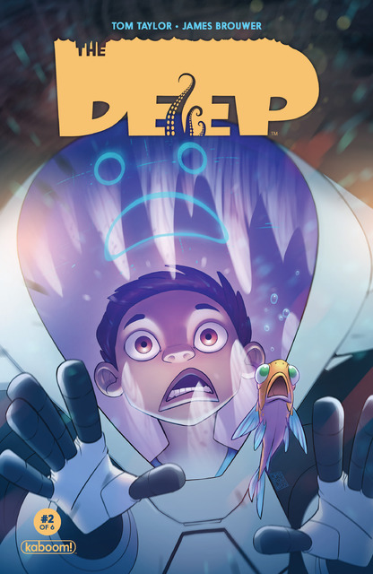 The Deep v2 #1-6 (2017) Complete